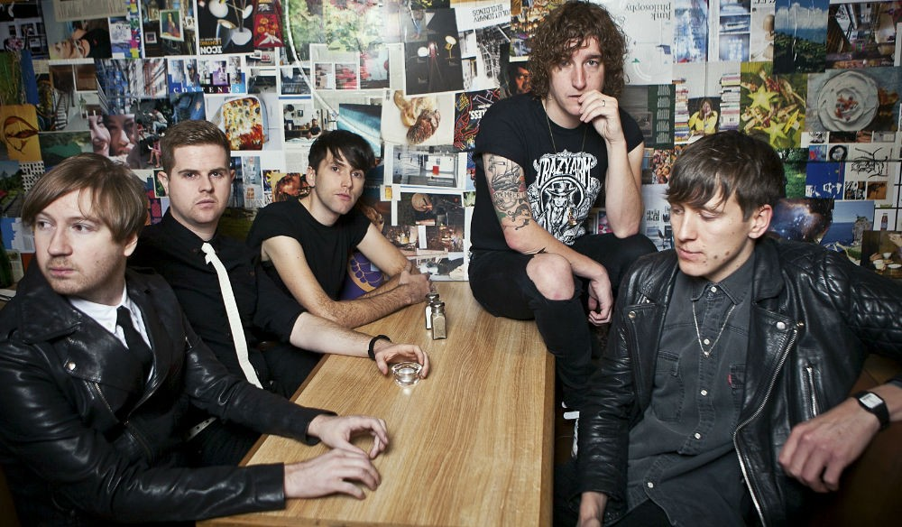 The Pigeon Detectives Interview