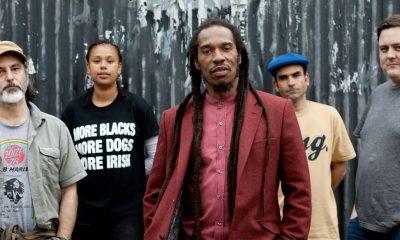 Benjamin Zephaniah & The Revolutionary Minds Manchester