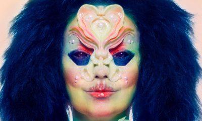 Björk Bluedot